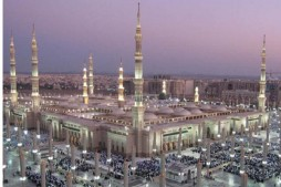 Exhibition in Medina Showcases Expansions of Prophet's Mosque