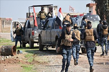 Daesh Suicide Bombers Killed in Iraq Army Operation
