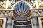 100-Year-Old Mosque with Beautiful Architecture in Egypt